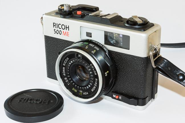 Ricoh 500ME Rangefinder