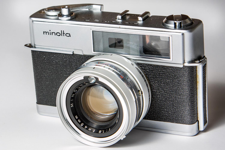 Minolta Hi-Matic 7 rangefinder