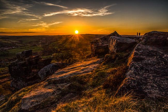 Curber Edge sunset
