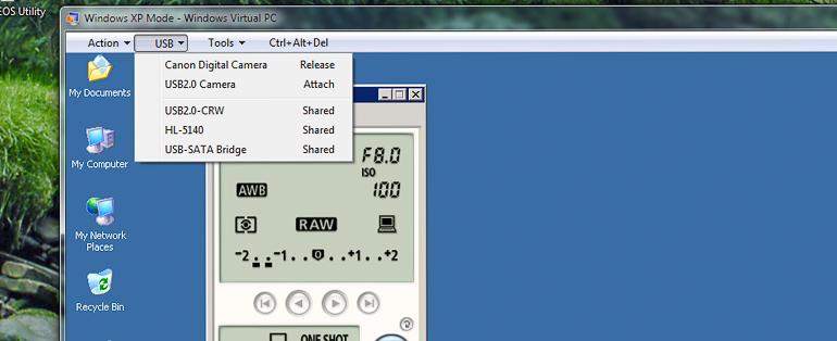 My Canon 5D camera wont tether on Windows 7 what can I do